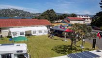 Shelly Bay developer: Occupation will come to an end soon
