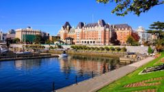 The male sailor and his female colleagues last year were in Victoria, capital of British Columbia in Canada. Photo / 123RF