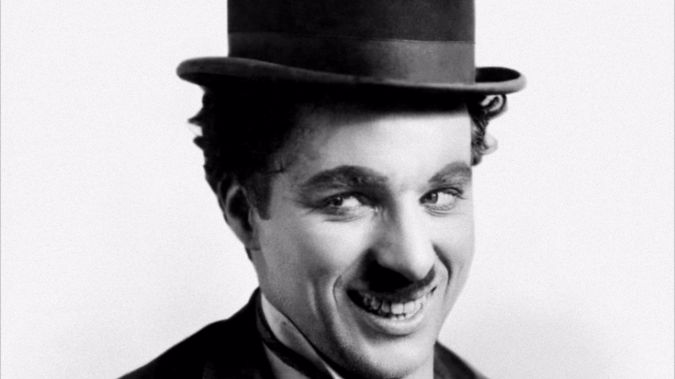 Charlie Chaplin, who has been deemed inappropriate material for a university production. Photo / Supplied
