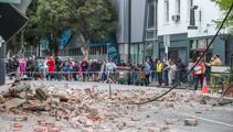 7News reporter: Melbourne earthquake could've been a lot worse