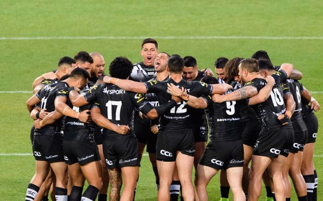 The Kiwis will not be performing the haka at the 2021 Rugby League World Cup. (Photo / Getty)