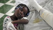 Nowhere to go for Haiti earthquake victims upon hospital release