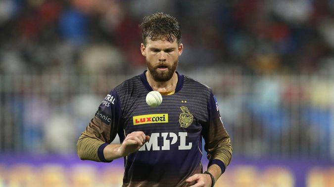 Lockie Ferguson took one for 26 from his four overs. (Deepak Malik / Sportzpics for IPL)