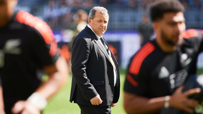 All Blacks coach Ian Foster's strategy for returning players