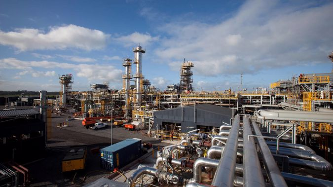 Beach Energy is the operator of the Kupe gas field and Kupe Production Station, near Hawera in south Taranaki. Photo / Supplied