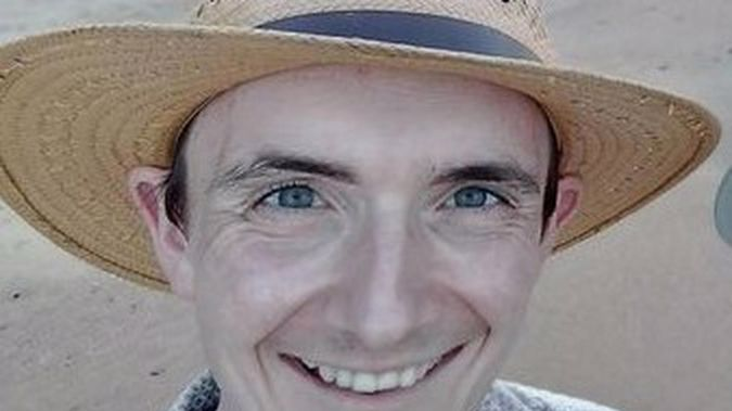 Dr Harding Richards left New Zealand in June, after struggling to make headway with a residency application. (Photo / Supplied)