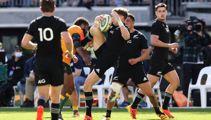 Nigel Owens: Former international rugby referee says it was a definite red card for Jordie Barrett