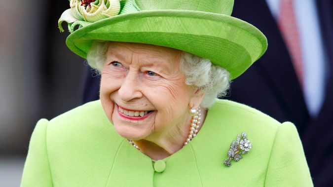 A member of the royal family has let slip that Her Madge has a secret passageway to a nearby bar. Photo / Getty Images