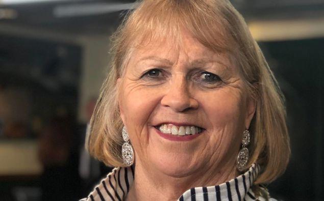 Thames-Coromandel District mayor Sandra Goudie. (Photo / Alison Smith)
