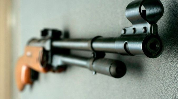 Shocked witnesses saw the drunken men with the air rifle. (Photo / File)
