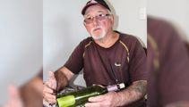 Northland message in a bottle gives man connection to Greek mariner