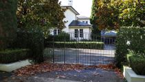 Sir John Key's former Parnell mega mansion sits empty and neglected