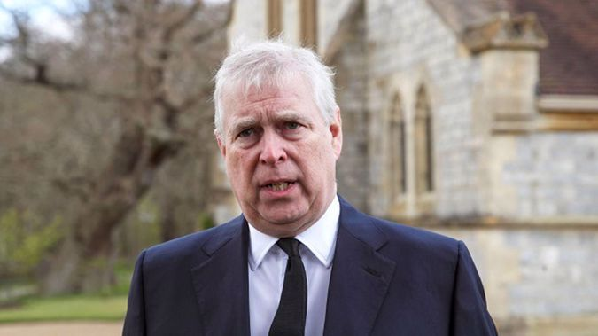 Prince Andrew, Duke of York. (Photo / Getty Images)