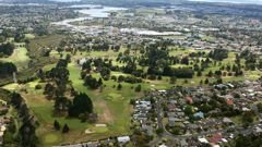 The Grange Golf Club has defeated an Auckland Council plan to put homes on the course, after planning commissioners approved rezoning of the property from housing to open space. (Photo / Brett Phibbs)