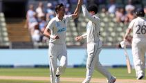 Cricket: Black Caps thrash England in second test to seal historic series win