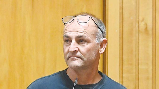 John Bracken was sentenced to eight years. Photo / Paul Rickard