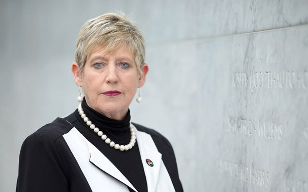 Three-term Christchurch mayor Lianne Dalziel will not stand for re-election next year. (Photo / File)