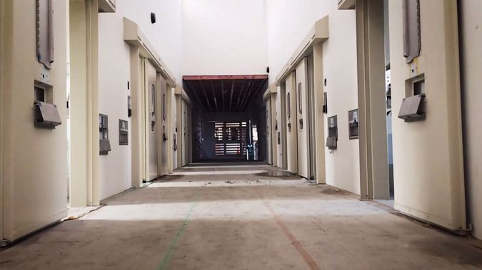 The alleged attack occured at New Zealand's maximum-security prison at Paremoremo. (Photo / Michael Craig)
