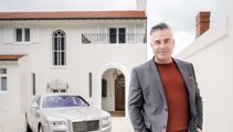 Real estate agent Michael Boulgaris in hospital after riding accident