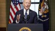 Biden on Afghanistan: 'Never supposed to be nation-building'