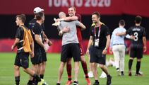Oly Whites make history by qualifying for quarter-finals