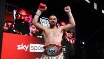 Joseph Parker locks in next fight against British rival
