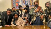 Westerners rush to leave city after Taliban takeover