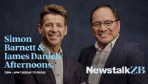 Ask James Anything: Getting to know Simon Barnett's new co-host