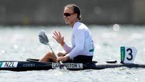 Tokyo Olympics 2020: Kayaking - Extraordinary Lisa Carrington claims third straight gold in the K1 200m