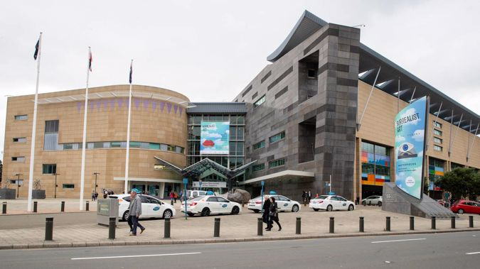 Te Papa has been closed since Wednesday last week when it was revealed a Sydney tourist who tested positive for Covid-19 had visited the attraction. Photo / Mark Mitchell