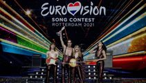 Eurovision won by Italian rock band as ceremony bounces back from Covid cancellation