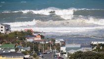 Big waves set to hit Wellington's south coast