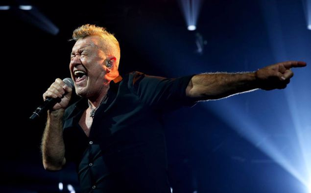 Jimmy Barnes is coming back to New Zealand in July 2021. (Photo / Getty)