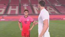 Sore losers: South Korea's rude snub to Kiwi football star