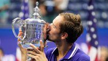 Daniil Medvedev ends Novak Djokovic's bid for year Slam at US Open