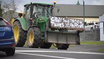 'We're fed up': Huge turnout as tractors, utes take to cities
