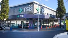 A complaint has been laid after the Tauranga branch of the TSB Bank froze a frail pensioner's accounts. Photo / Bay of Plenty Times
