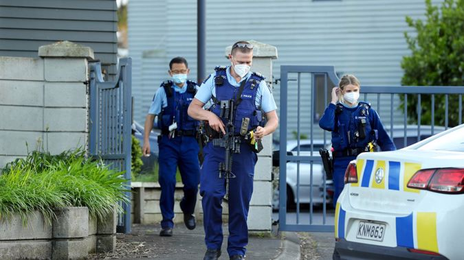 Two people have been charged after Mars Rakeem, 28, of Avondale Auckland died on October 2. (Photo / Hayden Woodward)