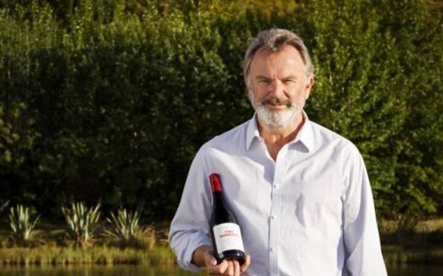 Kiwi actor Sam Neill selling original Gibbston vineyard