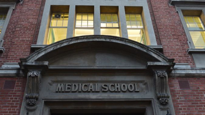 Woman rejected from med school four times takes complaint to court