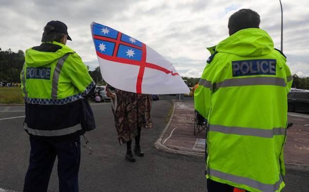 Hone Harawira: Anti-lockdown hīkoi a 'scam'