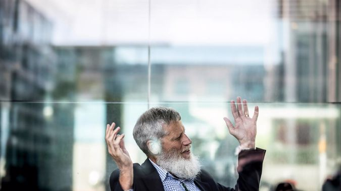 Climate Change Commission chairman Rod Carr. (Photo / Michael Craig)