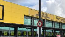 Supermarket arson: Fire lit in trolley at West Auckland Pak'nSave