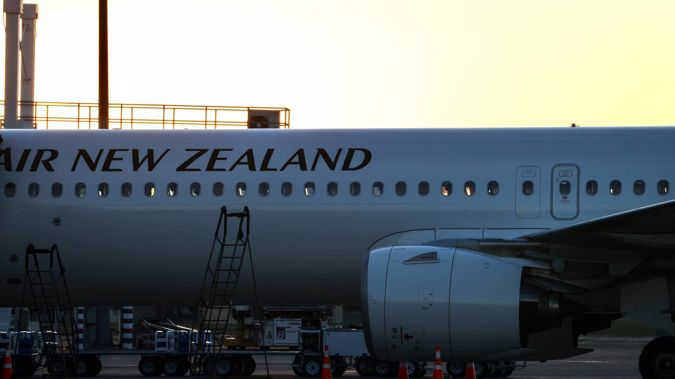 Air New Zealand has put on five flights to bring Kiwis home from Sydney. Photo / George Heard