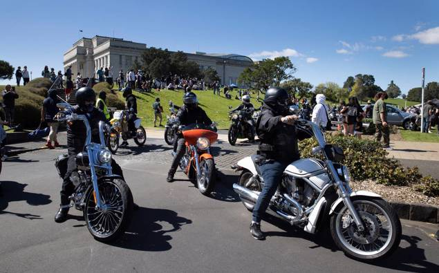 Prosecutions loom following large rally at Auckland Domain