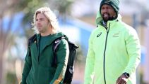 'We don't care what they think': Springboks hit back at chorus of criticism