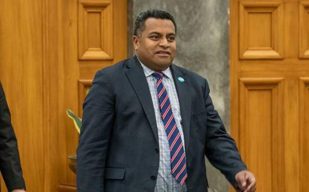 Immigration Minister Kris Faafoi.  (Photo / NZ Herald)