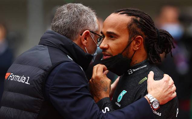'Leave me alone': Lewis Hamilton left fuming over costly mix-up