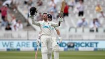 Conway stuns with debut century as Blackcaps dominate