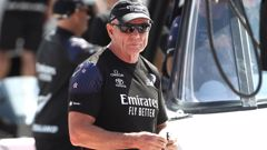 CEO of Emirates Team New Zealand Grant Dalton. Photo / Getty Images
